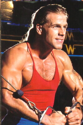 shawn michaels play girl